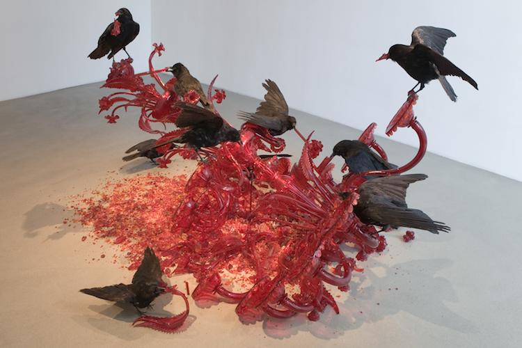 © Javier Pérez | escultura | instalación | Arte a un Click | A1CArtes