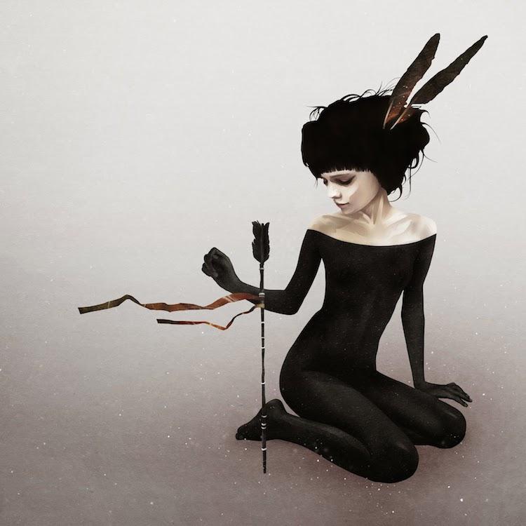© Ruben Ireland |ilustración| Arte a un Click | A1CArtes