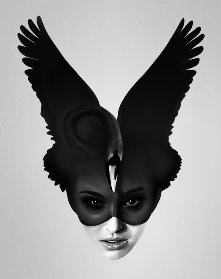 © Ruben Ireland  ilustración  Arte a un Click   A1CArtes