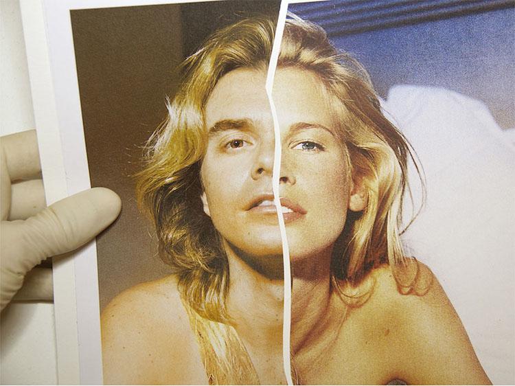 © Patxi Santiago | Copying Claudia | Galería Cero | Arte a un Click | A1CExpos