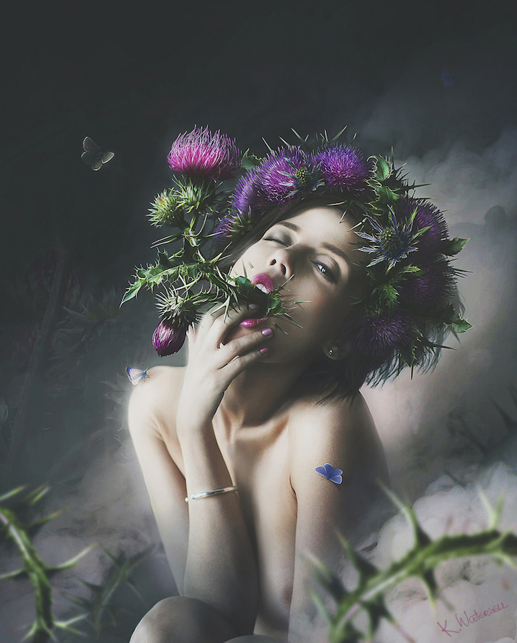 © Katie Watersell   fotografía   digital art   Arte a un Click   A1CArtes