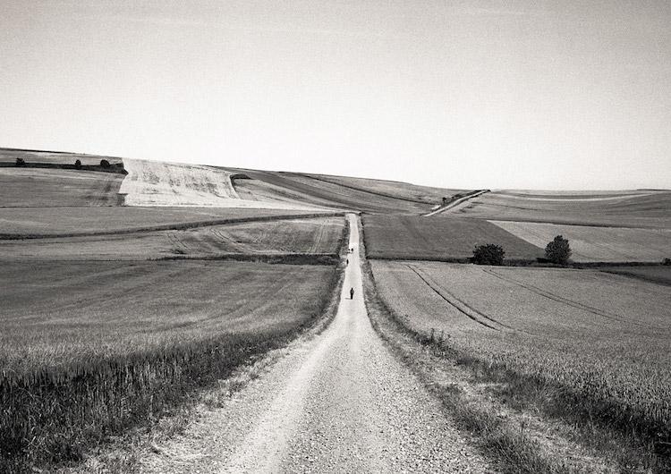 © Bernat García | El camino | Fifty Dots | Arte a un Click | A1CExpos