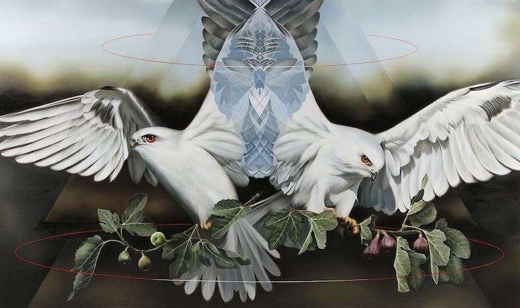 © Josie Morway | pintura | Arte a un Click | A1CArtes