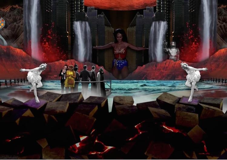 © Dori&Grey | Alguien tiene que hacer algo Zumo de Vídeo | Estudio 4.7 | VideoArte | Arte a un Click | A1CFerias