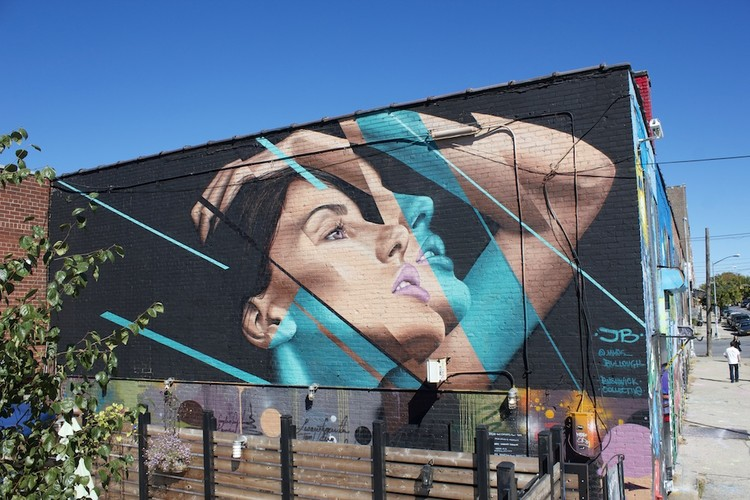 © James Bullough | Streetart | Arte a un Click | A1CArtes