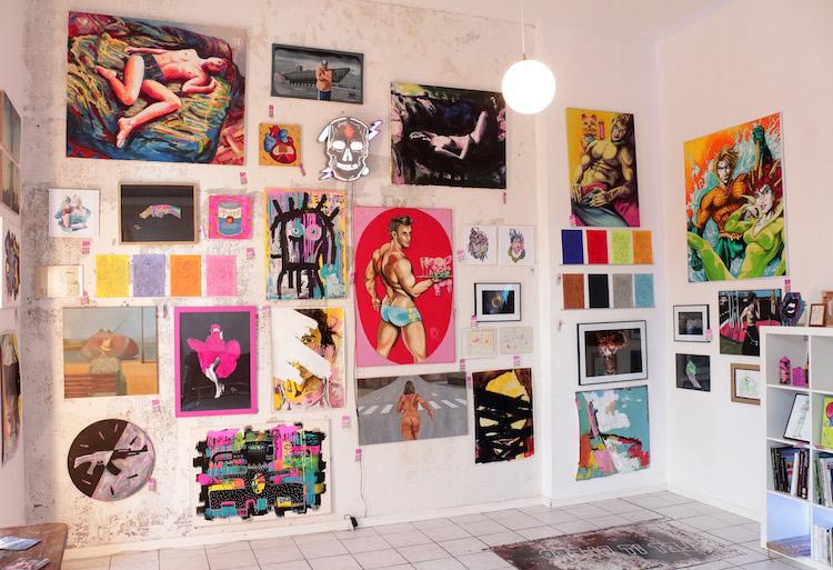 Azucar Gallery | MARTE 2016 | Arte a un Click | A1CFerias
