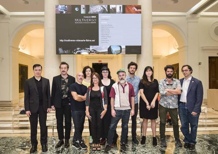 Mutliverso | videoarte | Fundación BBVA | Arte a un Click | A1CExpos