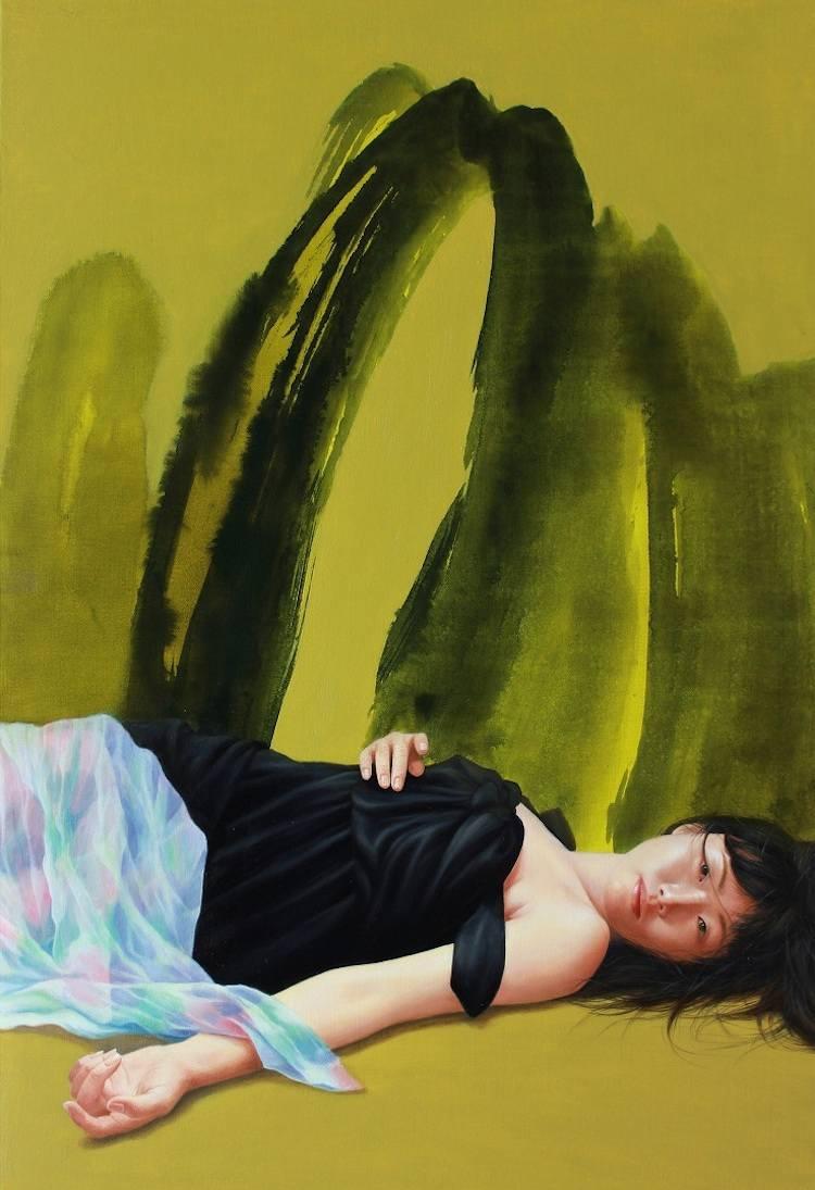 © Jeong Hae Kwang | pintura | Arte a un Click | A1CArtes