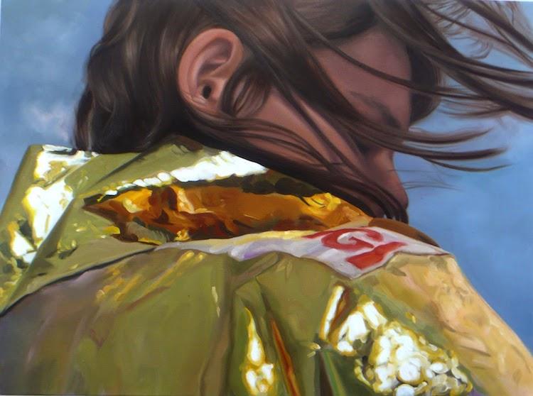 © Aline Alagem   pintura   Arte a un click   A1CArtes
