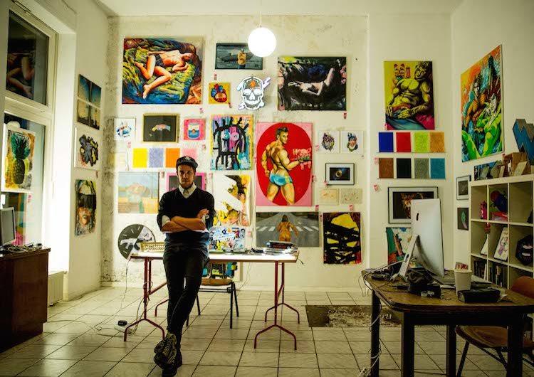 Stephan van Kuyk | Azucar Gallery | MARTE 2016 | Arte a un Click | A1CFerias