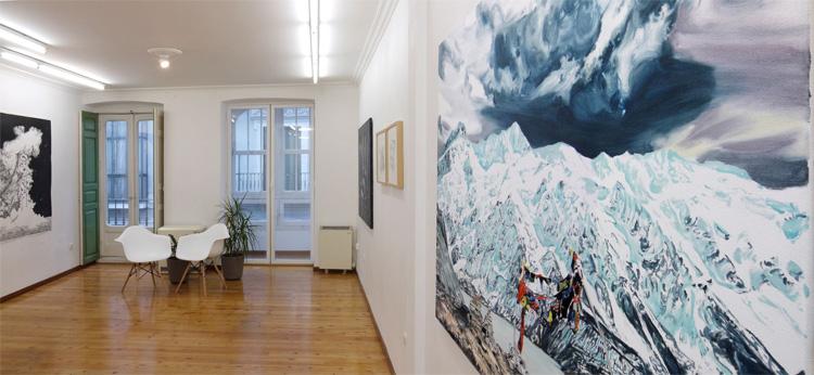 Donde ocurren cosas |Galería La Gran | Arte a un Click | A1CExpos