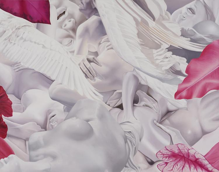 © Aline Alagem | pintura | Arte a un click | A1CArtes