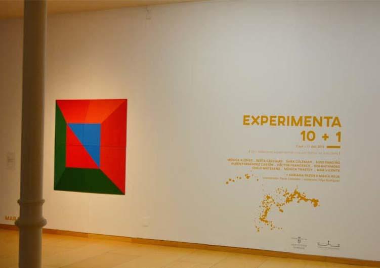 Experimenta 10+1 | Paula Cabaleiro | Centro Cultural Marcos Valcárcel | Arte a un Click | A1CExpos