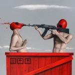 © Zheng Hong Xiang | pintura | Arte a un Click | A1CArtes