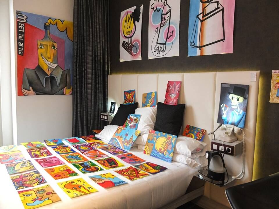 Habitación Habitación Art von Frei 2016 1 Hybrid Feria | Arte a un Click | A1CFerias