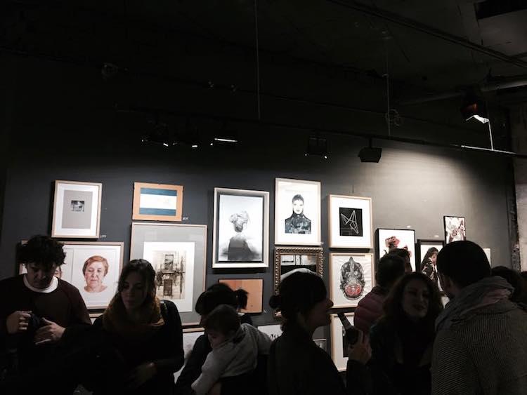 CIENxCIEN | colectiva | Arte a un Click | A1CExpos