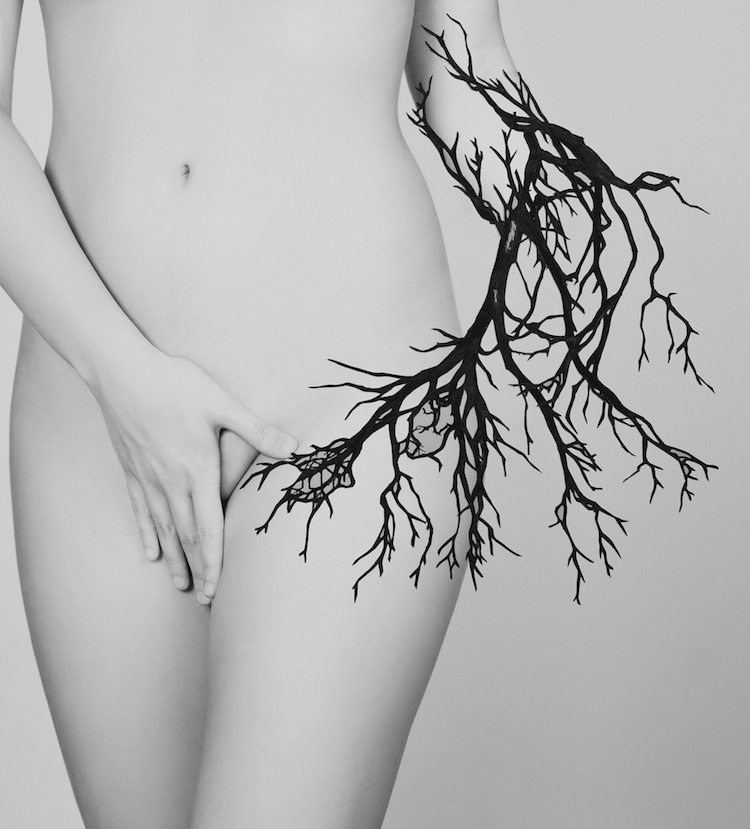 © Alexandra Bellissimo | Collage | Arte a un Click | A1CArtes