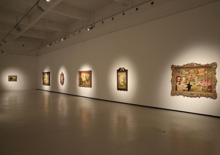 © Mark Ryden | Cámara de las maravillas | CAC Málaga | Arte a un Click | A1CExpos