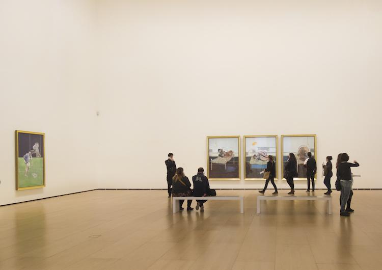 © Francis Bacon | Museo Guggenheim | Arte a un Click | A1CExpos