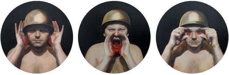 © José Salguero | Entremeses Violentos | Art Deal Project | Arte a a un Click | A1CExpos