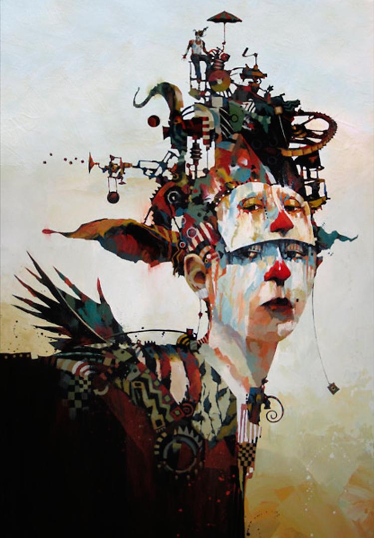 © Bruce Holwerda | Ilustración |Arte a un Click | A1CArtes