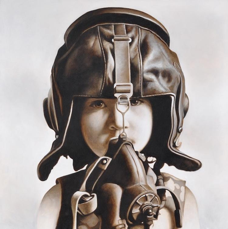 ©Michael Peck | Pintura | Arte a un Click | A1CArtes