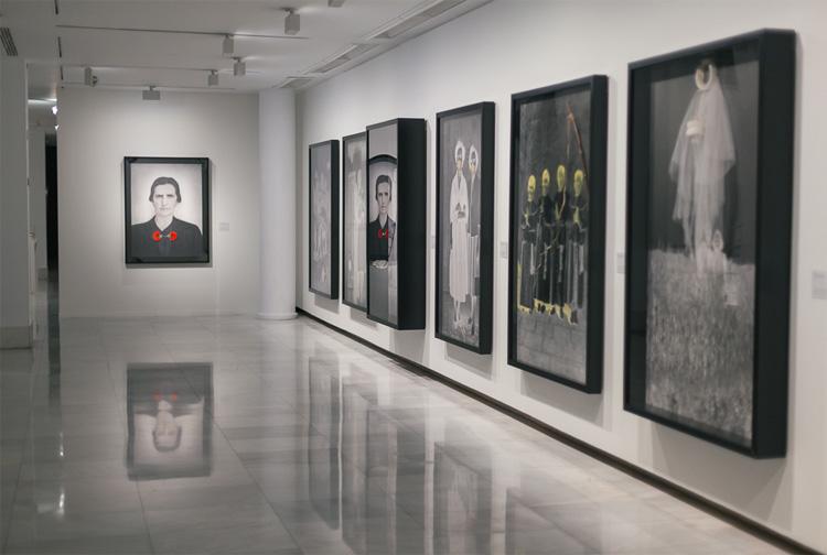 Todo procede de la sinrazón | Carmen Calvo| Sala Alcalá 31| Arte a un Click | A1CExpos
