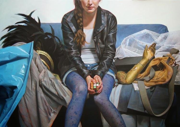 © Alpay Efe | pintura | Arte a un Click | A1CArtes