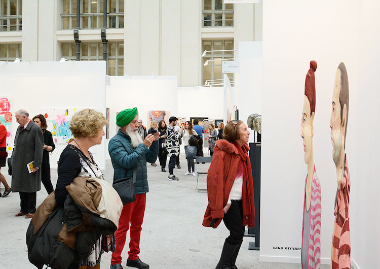 Art Madrid 17 | Arte a un Click | A1CFerias