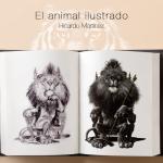 © Ricardo Martínez   Animales en peligro   Libro de Autor  Arte a un Click   A1C