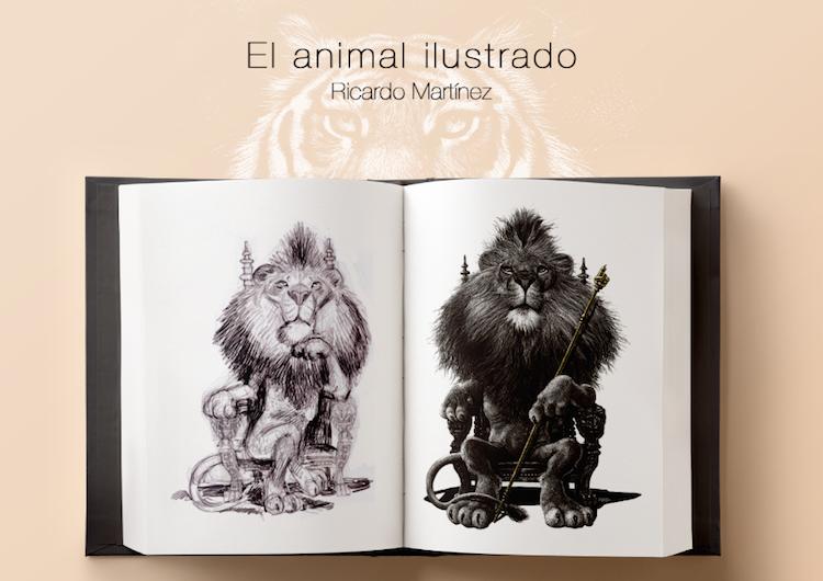 © Ricardo Martínez | Animales en peligro | Libro de Autor |Arte a un Click | A1C