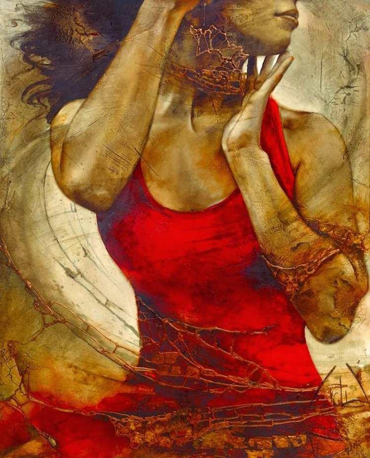 © Lidia Wylangowska | pintura | Arte a un Click | A1CArtes
