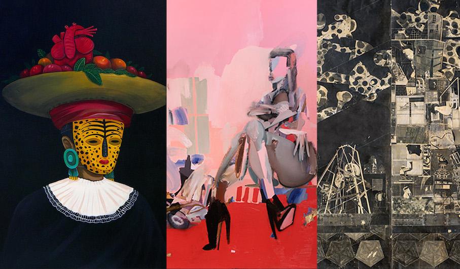 © Saner | © Mario Mankey | © Robert Hardgrave | Swinton and Grant | Urvanity | Arte a un Click |Semana del Arte |A1CFerias