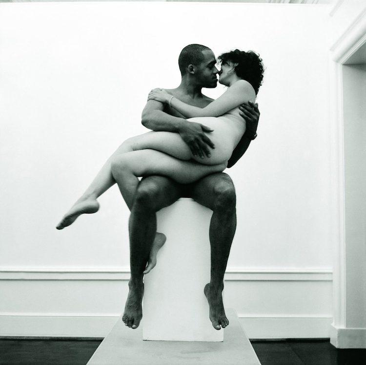 © Tracey Rose | The Kiss | El Iris de Lucy | CAAM | Arte a un Click |A1CExpo