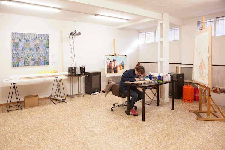 Atelier Solar | Proyecto Quimera | Hybrid Feria | Arte a un Click | A1CFerias
