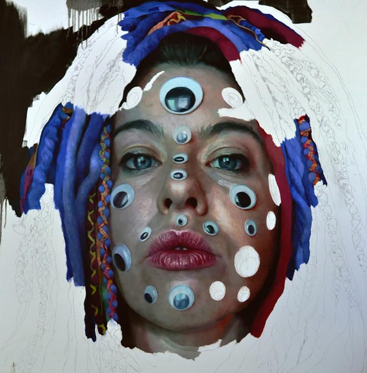 © Eloy Morales |  | Galería Jorge Alcolea | Art Madrid 17 | Arte a un Click | A1CFerias