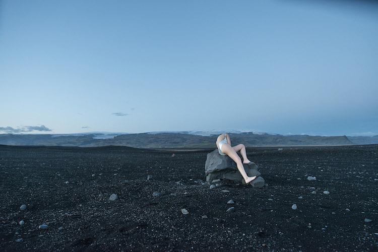 © Irene-Cruz | Moonlight | Azucar Gallery | Hybrid Art Fair | Arte a un Click |A1CFerias | Stephan van Kuyk