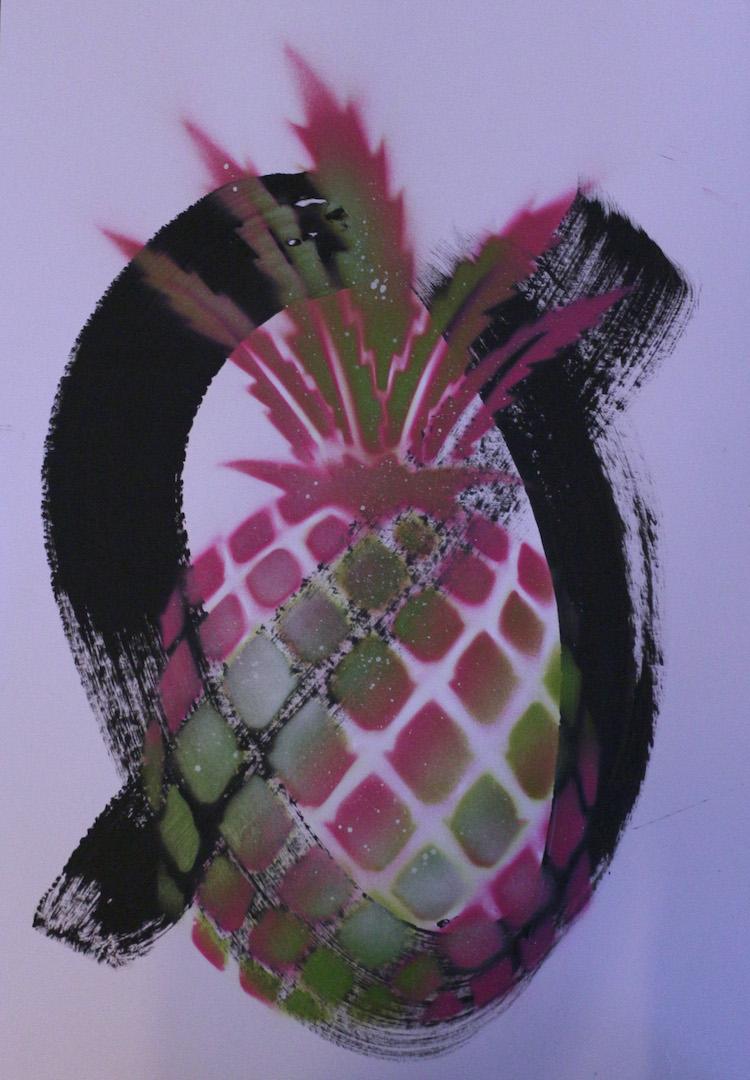 © Mr. Teko |Azucar Gallery | Hybrid Art Fair | Arte a un Click |A1CFerias