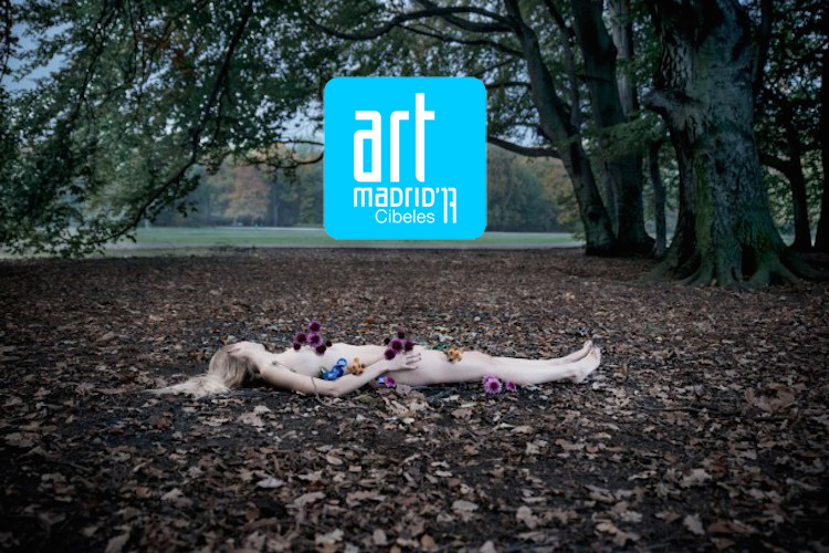 © Irene Cruz | Las Musas | Fifty Dots | Art Madrid 17 | Arte a un Click | A1CFerias