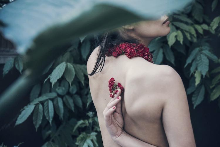 © Irene Cruz | las Musas | Fifty Dots | Arte a un Click