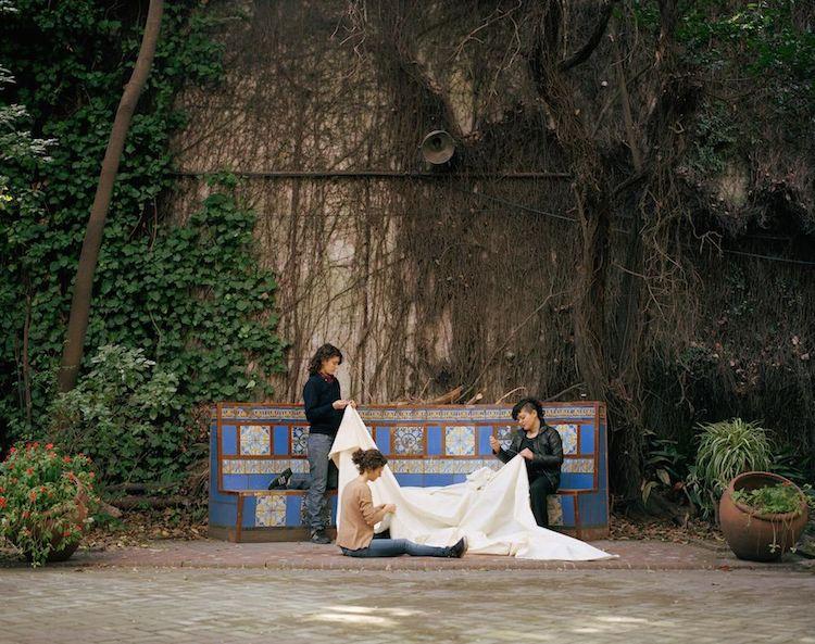 © Carmela García | Mila Abadía | Mujeres Mirando Mujeres | MMM 17 | Arte a un Click