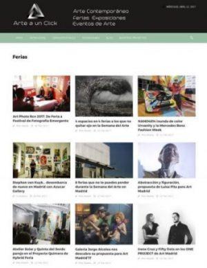 Servicios | Ferias | Galerías | Artistas