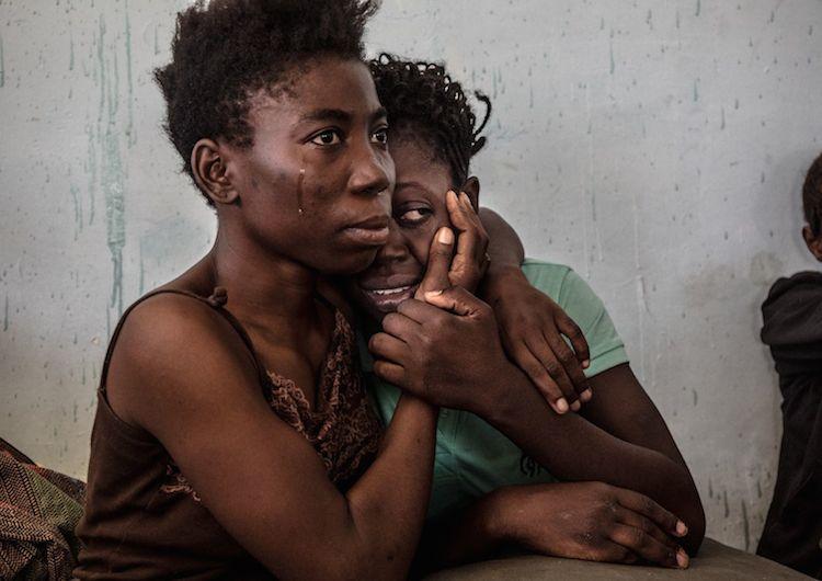 © Daniel Etter | La Trampa Libia para los inmigrantes | Word Press Photo | Arte a un Click