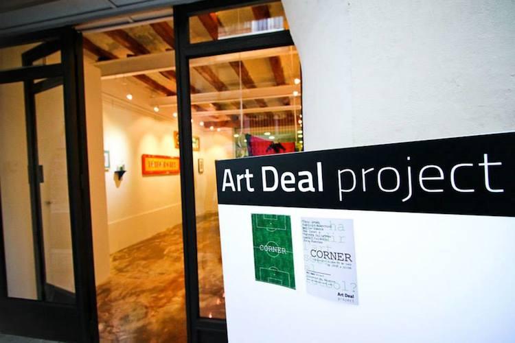 Art Deal Project | Página galerías | Arte a un Click