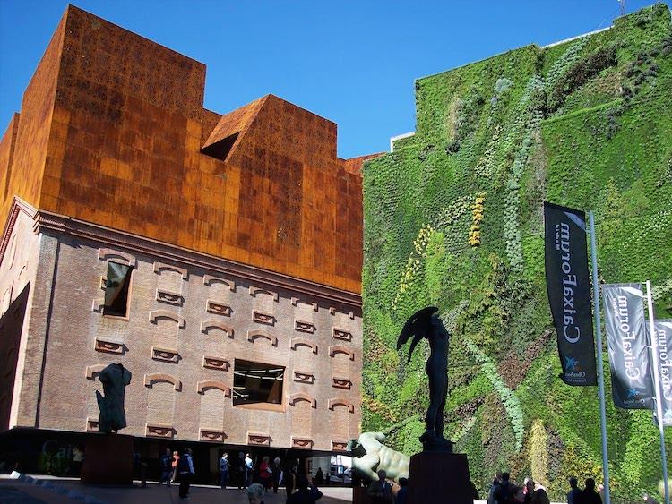 CaixaForum Madrid | espacios de Arte | Arte a un Click