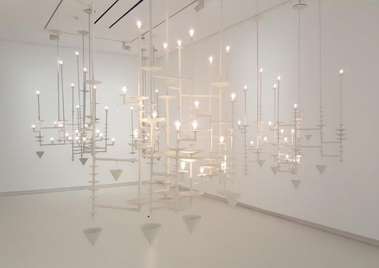 © Pae White | Galería Elvira González | Arte a un Click