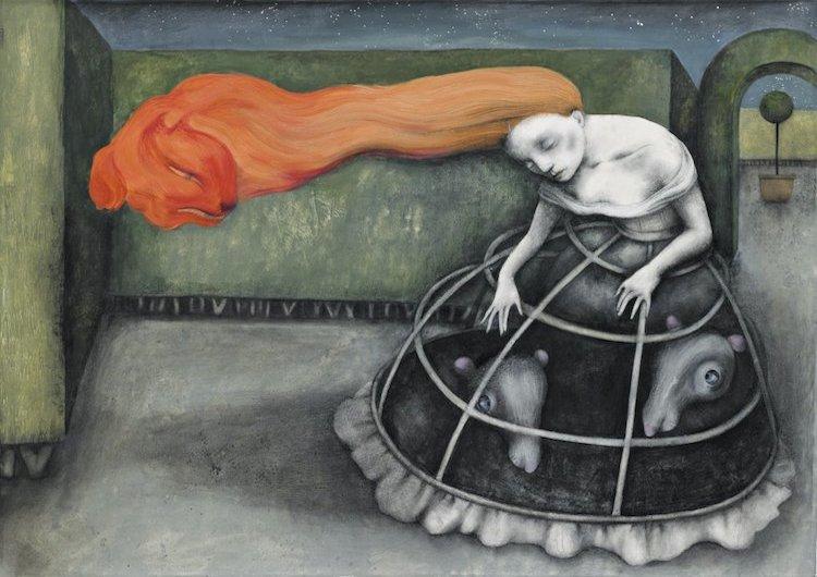 © Ana Juan | Museo ABC | Semana Santa | Arte a un Click