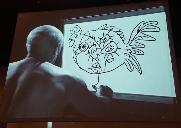 Arte y Cine 120 años de intercambio |CaixaForum Madrid |Arte a un Click
