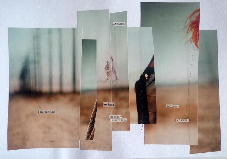 NUDO |Muestra de poesía visual |Arte a un Click