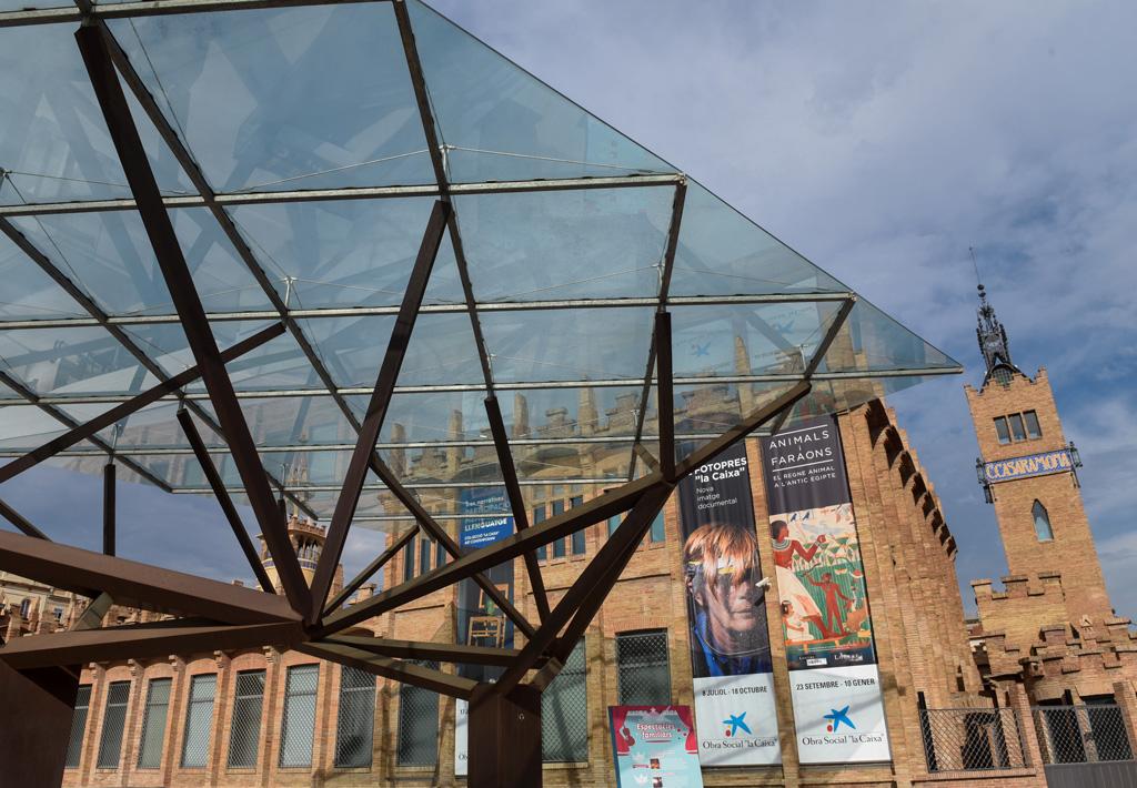 CaixaForum Barcelona | espacios de Arte | Arte a un Click